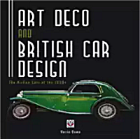 Art Deco and British Car Design: The Airline Cars of the 1930s
