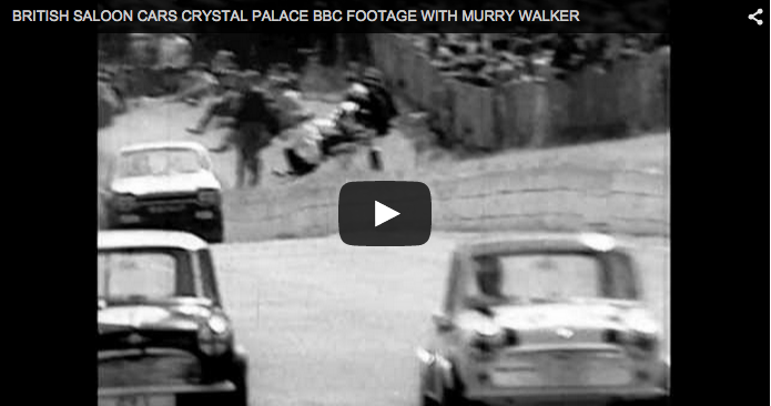 Votw 1969 British Saloon Car Racing Just British