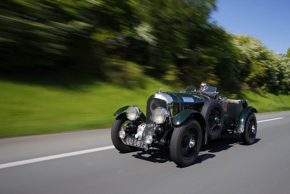 Bentley Showcase At Monterey Auto Week Just British