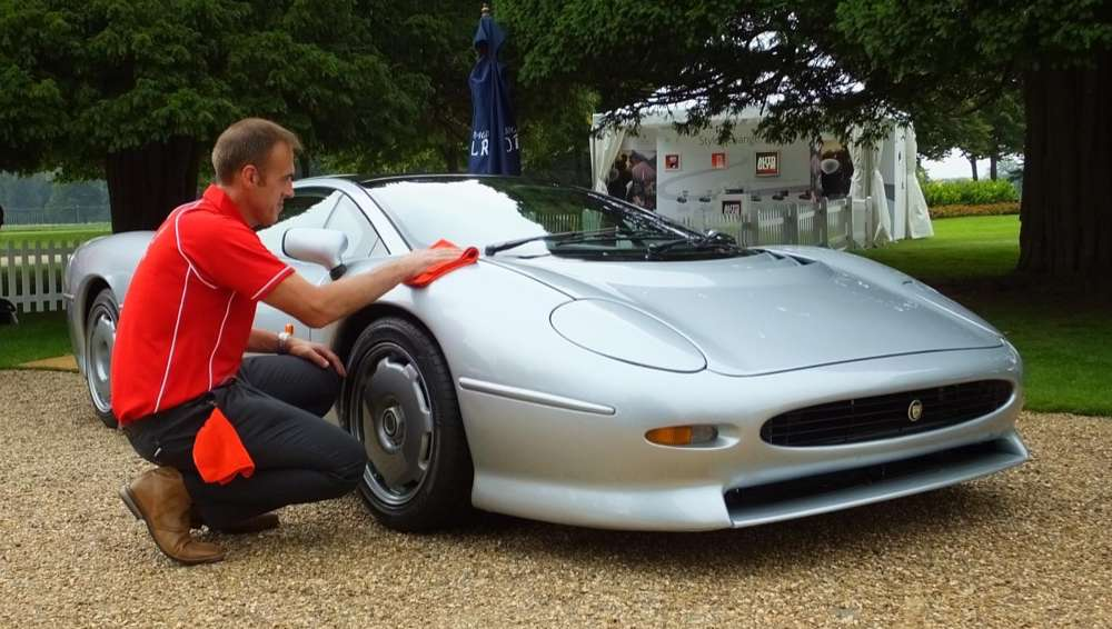 Autoglym Sponsors Best British Car Ever Feature - Just British