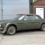 Avengers Jaguar Fetches £62,000 at Auction