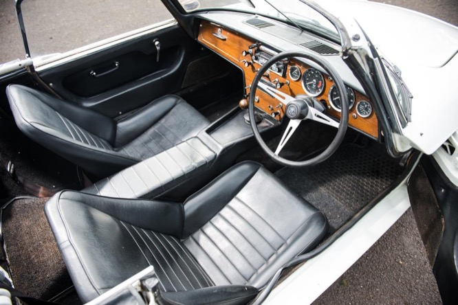 peter sellers 39 lotus elan up for auction just british. Black Bedroom Furniture Sets. Home Design Ideas