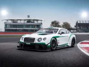 Team Parker Racing and Bentley Continental GT3