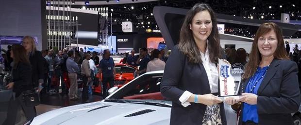 Edmunds awards Jaguar and Range Rover