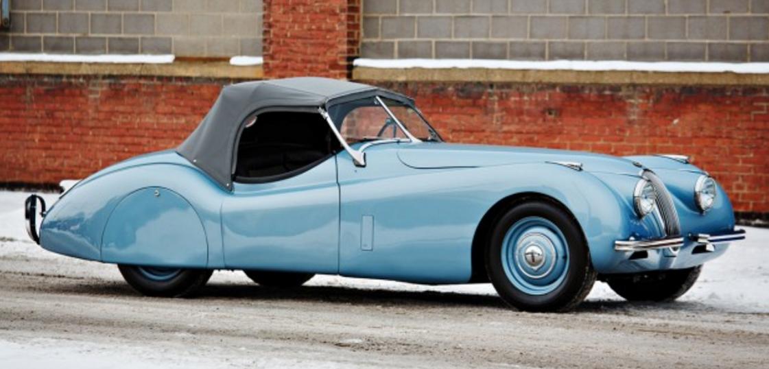 2 Brits Make Century of Supercars List - Just British