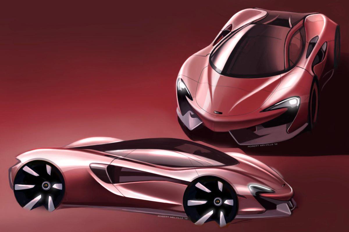 McLaren Automotive Launches European Design Tour In Paris - Just British