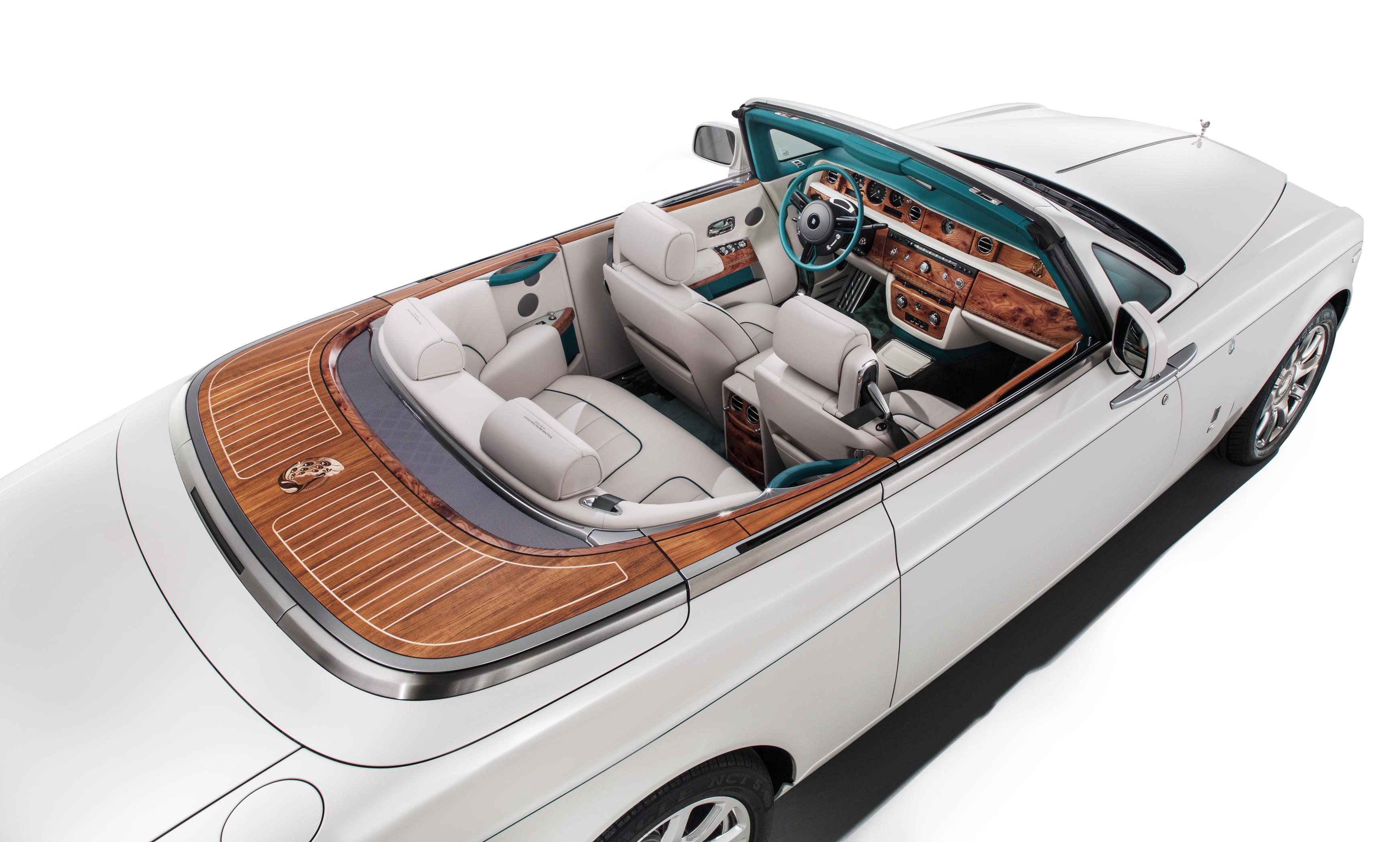 Rolls Royce Motor Cars Offers Commissioning Experience At