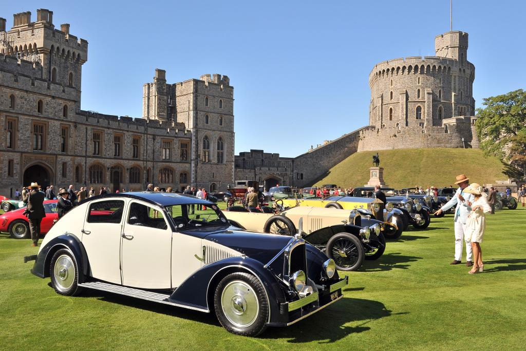 Inaugural British Grand Prix Cars to Gather for Concours - Just British