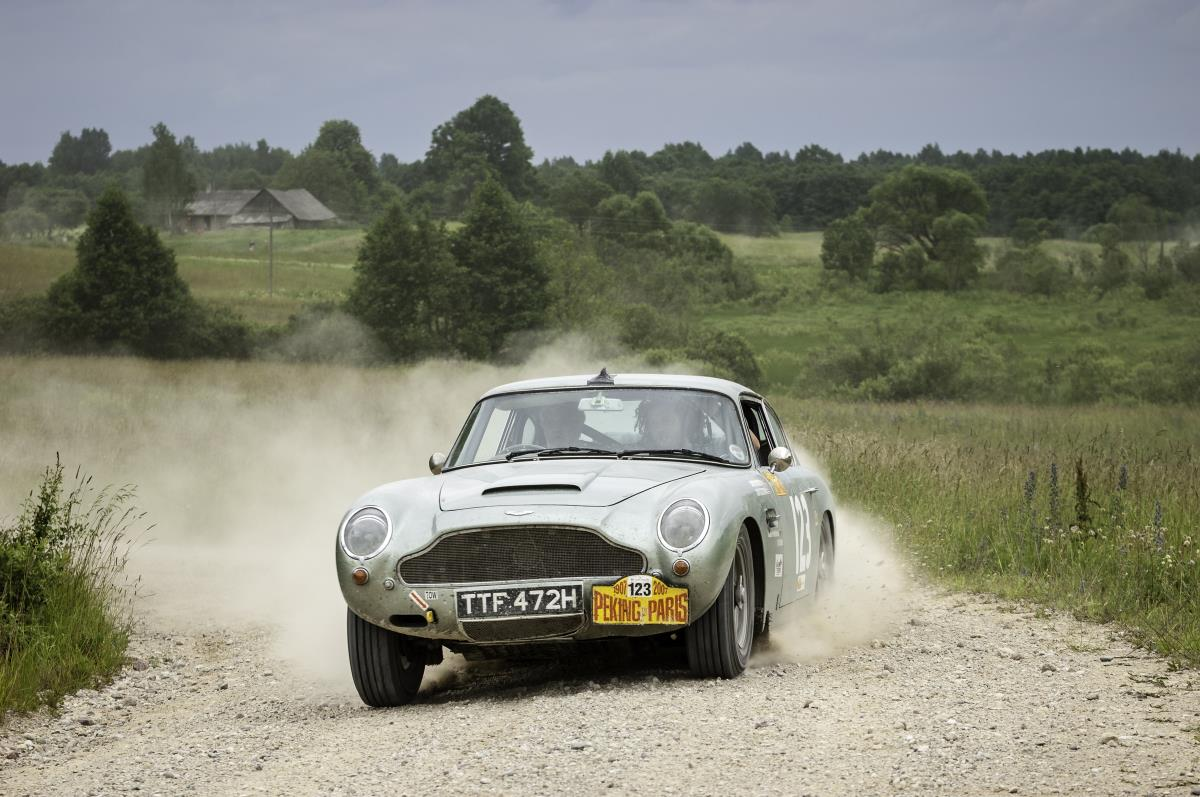 Endurance Rally Association Launches Baltic Classic - Just British