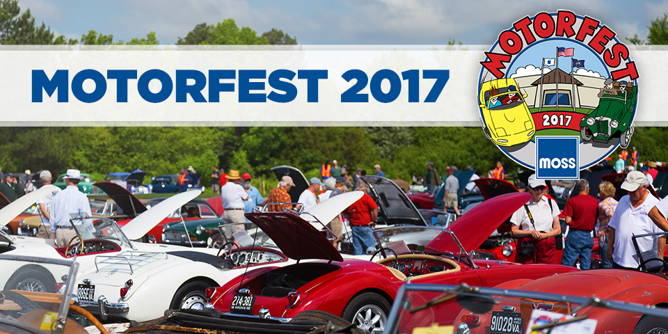 Moss motorfest 2017 petersburg virginia just british for Ride now motors monroe nc
