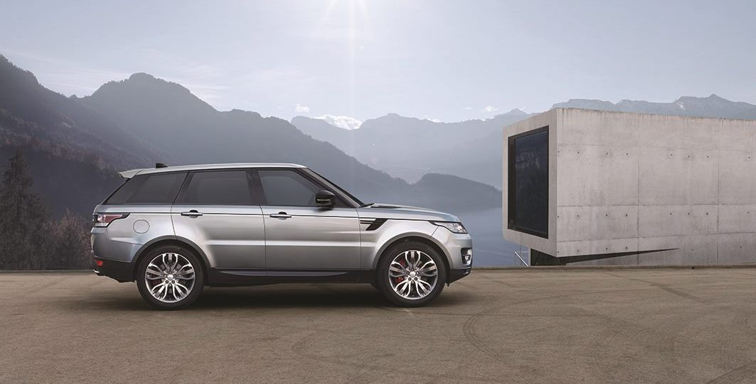 advanced technology for 2017 range rover sport just