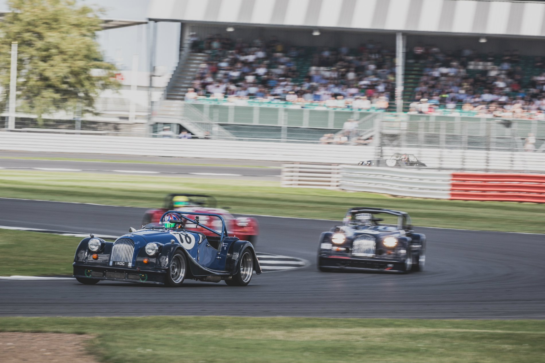 Morgan AR Motorsport Challenge 2016 - Silverstone National - Just ...