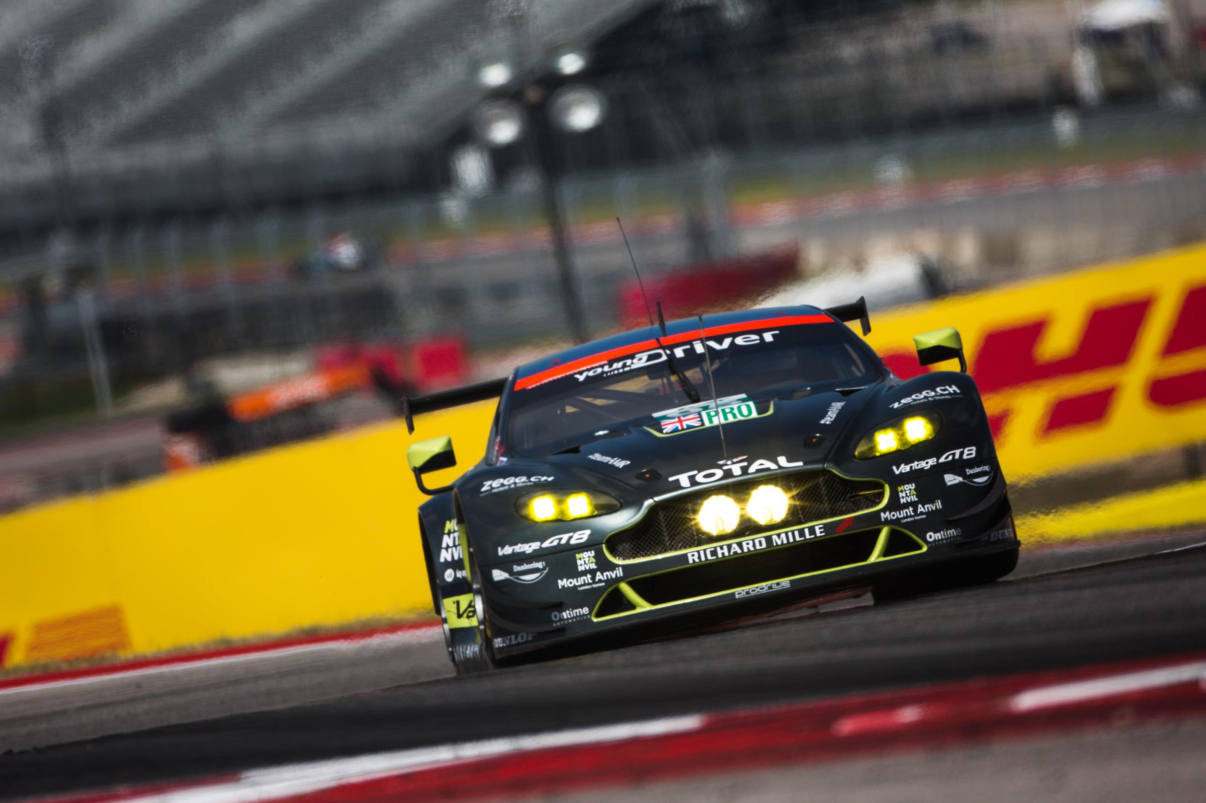Aston Martin Dominates Fte At 6 Hours Of Circuit Of The
