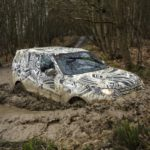 Childs Play Keeps Land Rover Discovery Under Wraps