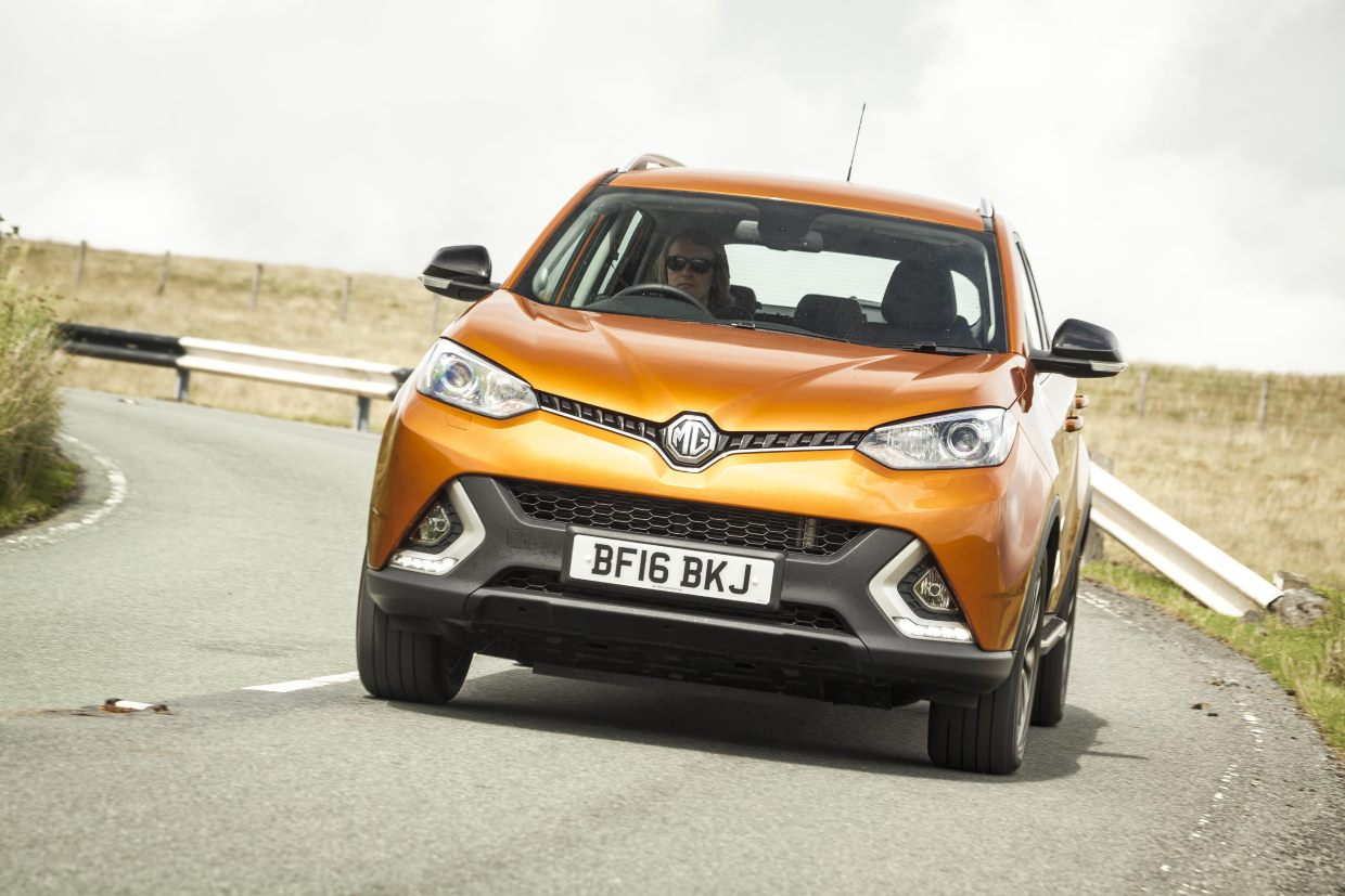 Mg gs breaks national sales records just british for National general motor club