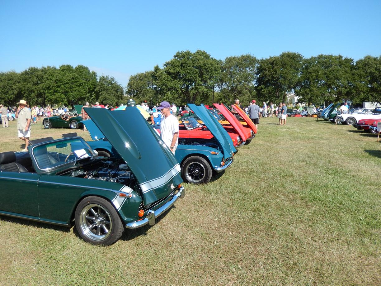 19th Annual BMCCF Car Show - Best of British Classic Cars - Just British