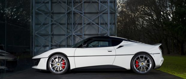 Lotus Evora Sport 410 honoring James Bond Esprit S1