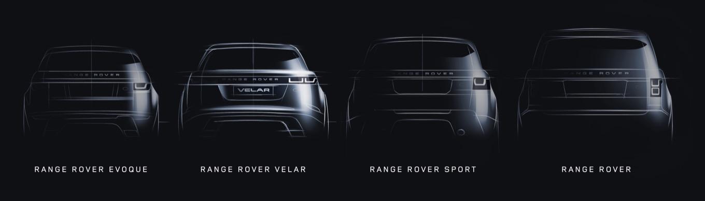 land rover introduces the range rover velar just british. Black Bedroom Furniture Sets. Home Design Ideas