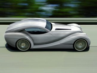 Morgan Goes Back to the Future with Hydrogen Car