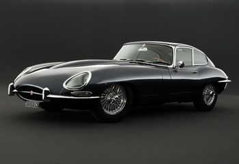 Jaguar Looking At New E-Type