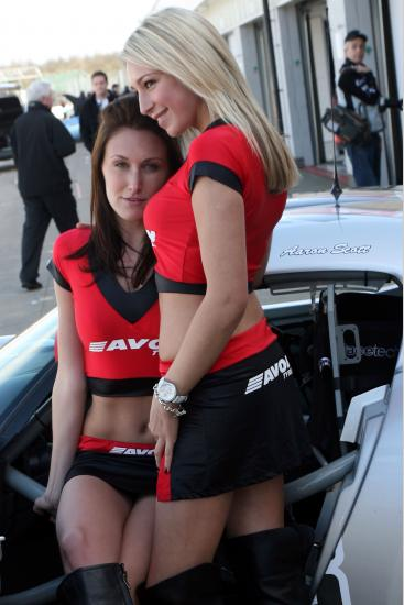 British GT Girls
