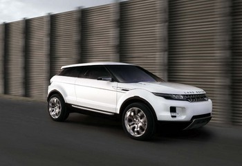 Small Land Rover Coming