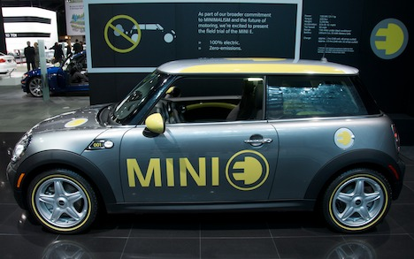 Electric MINI from BMW