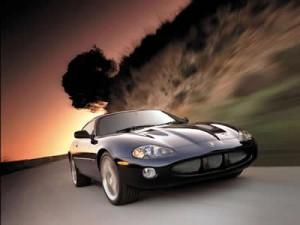 Jaguar XKR Supercar