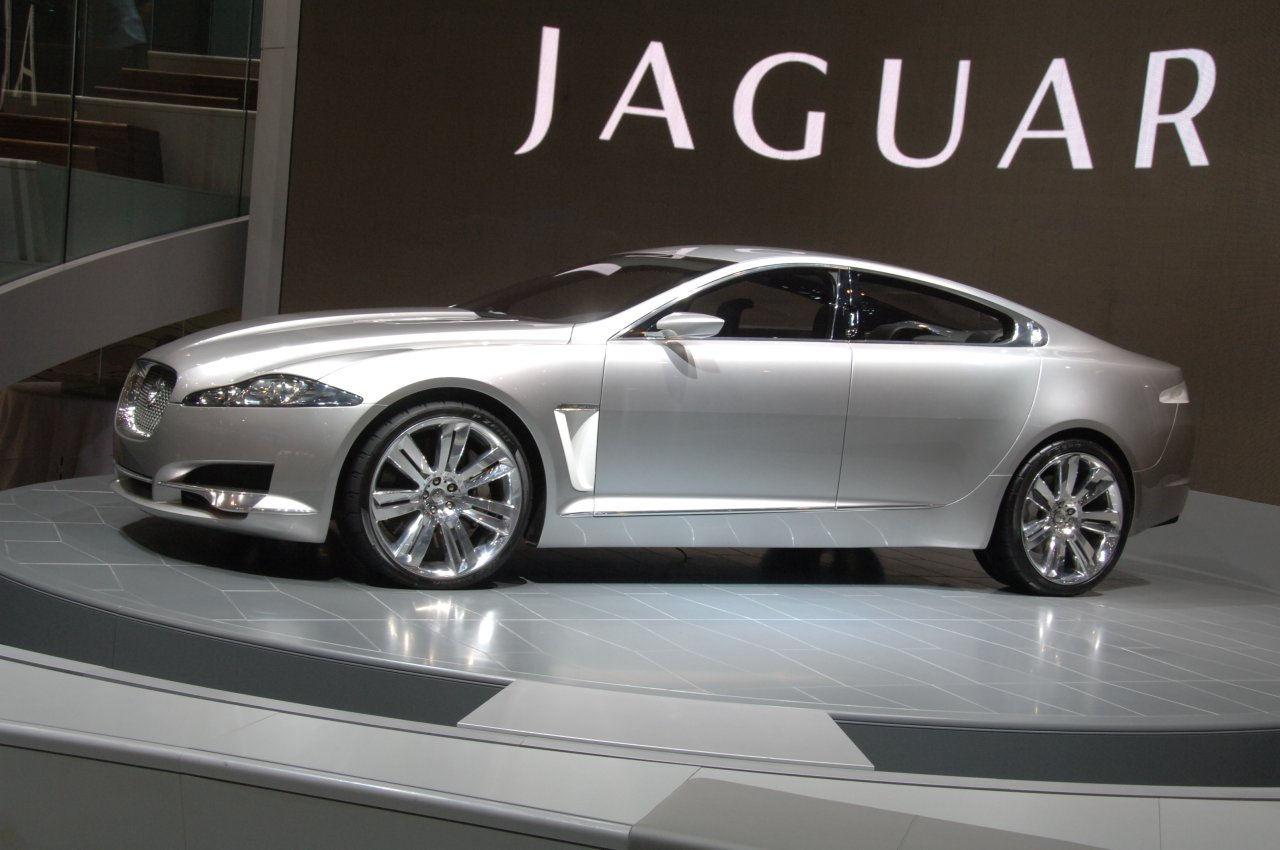 Jaguar XJ and XF models could also turn hybrid by 2013-14 - Just British