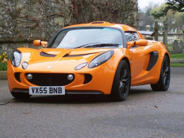 Lotus Elise Exige Recalled Over Fire Risk