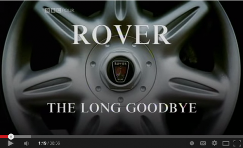 Rover - The Long Goodbye