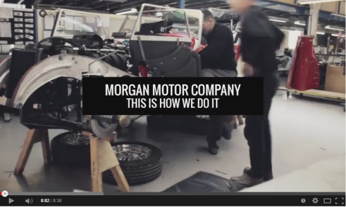 Video Of The Week - Morgan: This Is How We Do It