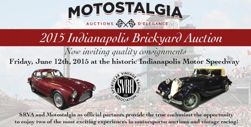 Mostostalgia and SVRA Accepting Consignments