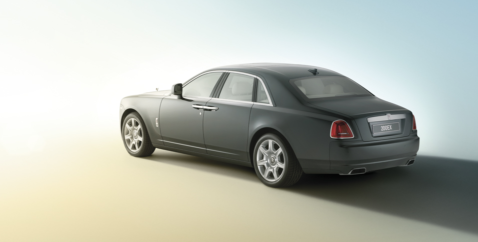 Experimental Rolls Royce