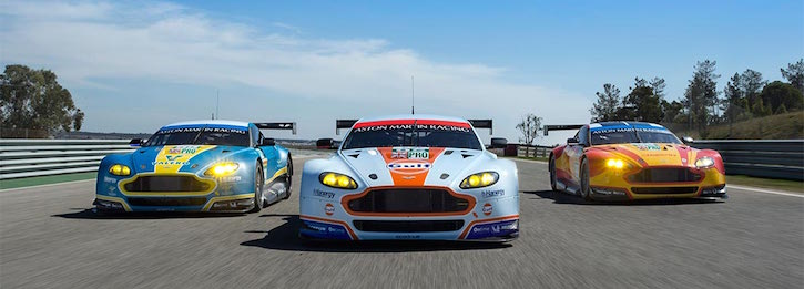 2015 Aston Martin Race Program