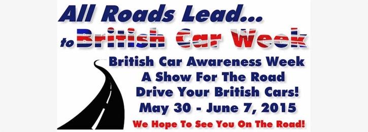 British Car Week 2015