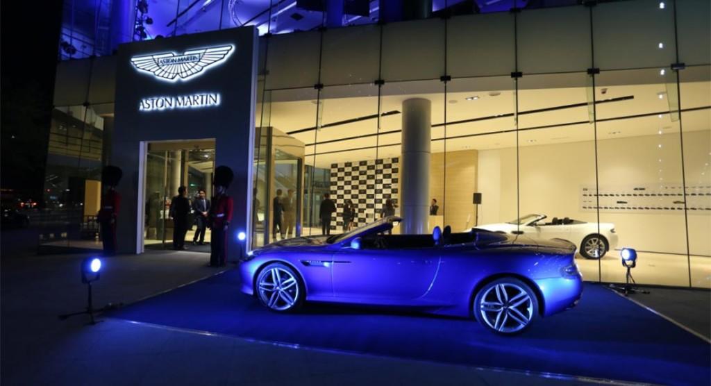 Aston Martin Expanding into Seoul