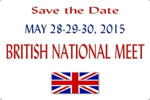 The British National Meet - Hot Springs, Arkansas