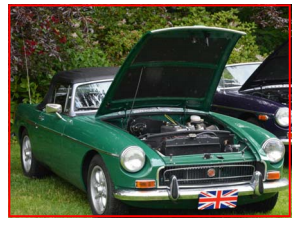 Issaquah Washington 5th Annual All British Vintage Car Show