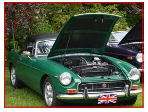 Issaquah Washington 5th Annual All British Vintage Car Show