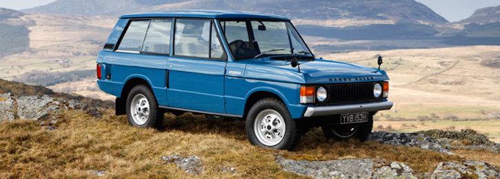 Range Rover - Classic 1970