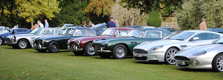 Aston Martin Owners Club Concours