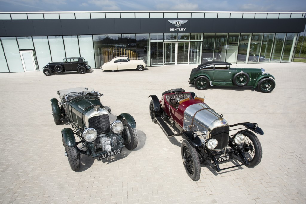Classic Bentleys ready for action-packed summer season - 2