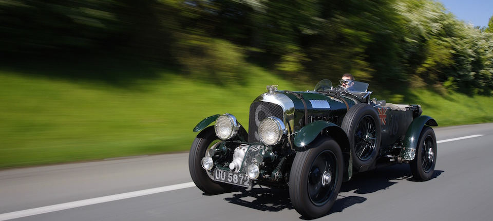 Iconic Blower Bentleys primed for Mille Miglia challenge