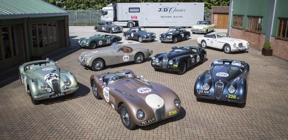 JD Classics at Mille Miglia
