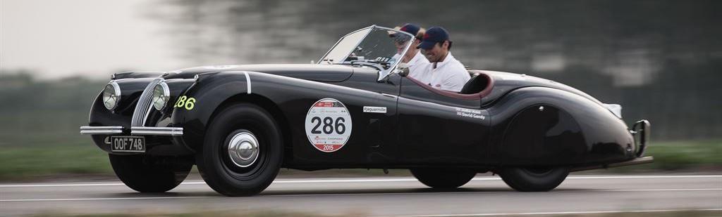 Jaguar Heritage Mille Miglia