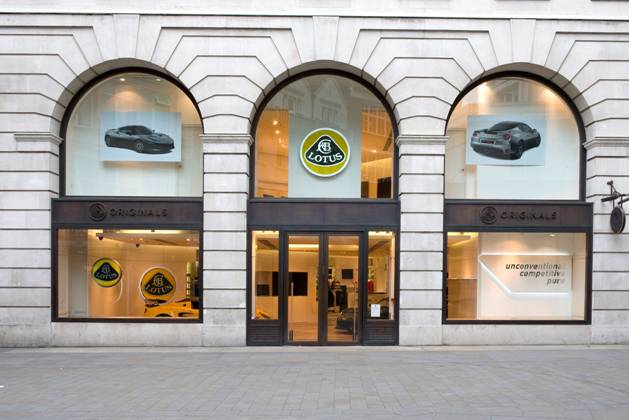Lotus Picadilly