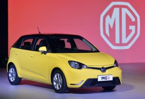 MG3 in Thailand