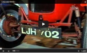 VotW - Lotus Cars History