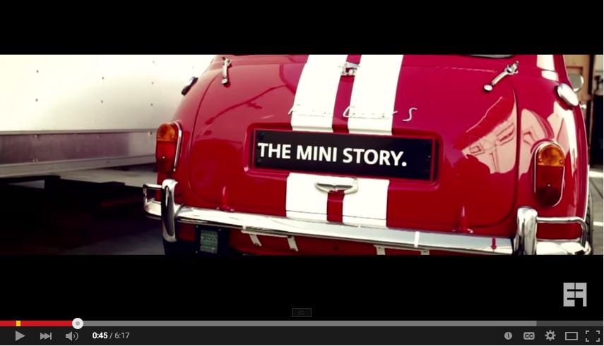 VotW - The Mini Cooper Story